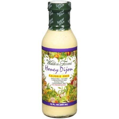 Walden Farms Salad Dressing Honey Dijon | Salat Sauce