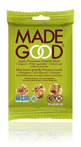 MadeGood Granola MIni-Balls