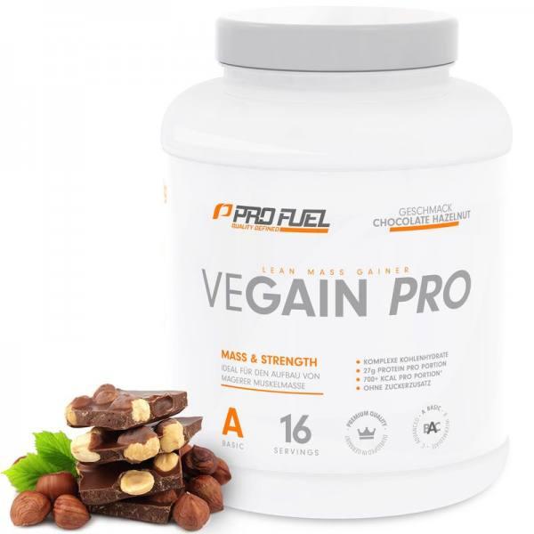 Profuel Vegain Pro | Veganer Weightgainer