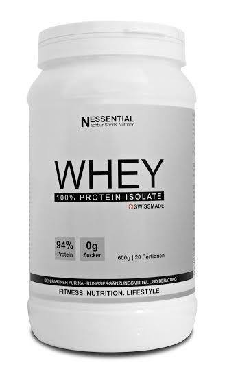 NESSENTIAL Whey Isolate Protein