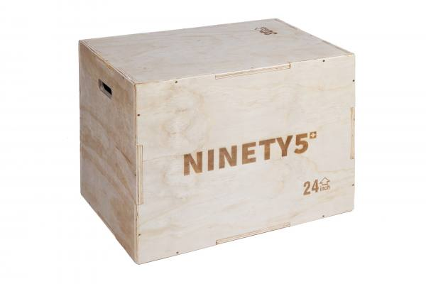 3-Way Jump Box | Wooden Plyo Box