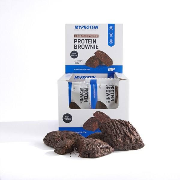 MyProtein Protein Brownie | Box à 12 Stk.