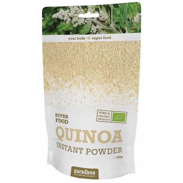 purasana QUINOA Instant White Powder