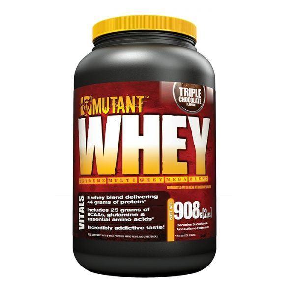 Mutant Whey Protein