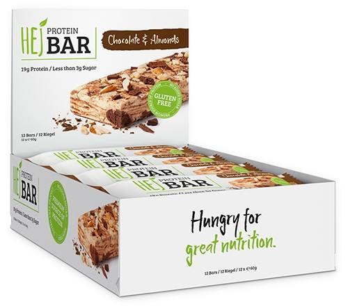 HEJ Nutrition Protein Bar
