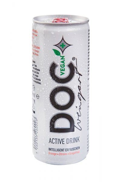 DOC Active Drink | gesunder Energy Drink