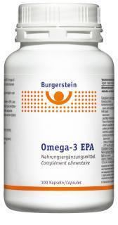 Burgerstein Omega 3 EPA