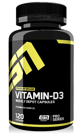 ESN Vitamin-D3 | bei Sonnenmangel