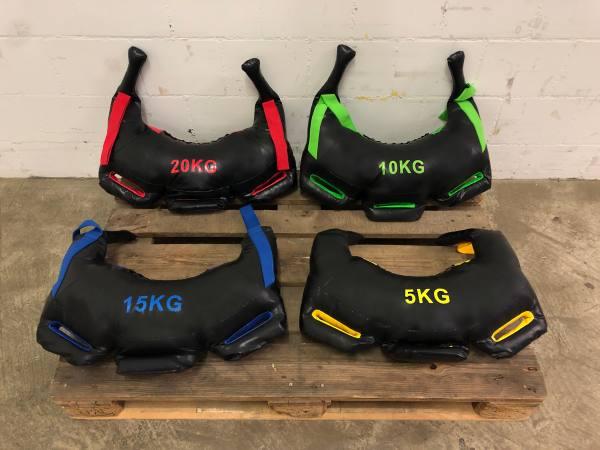 Bulgarian Bag   Fitness Bags
