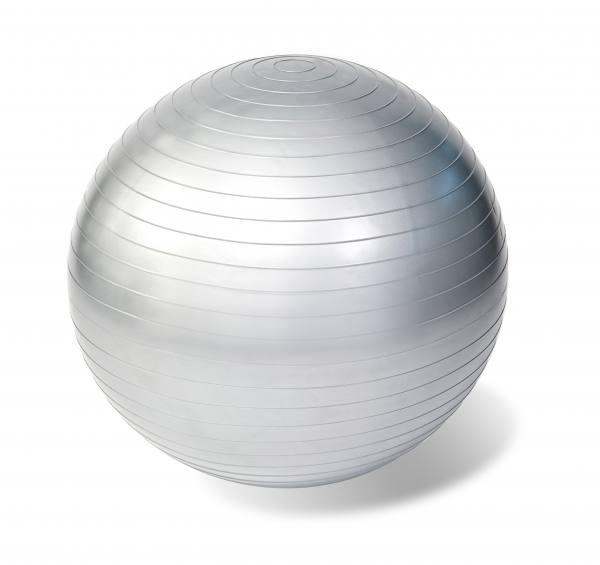 Gymnastikball 65cm | inkl. Pumpe