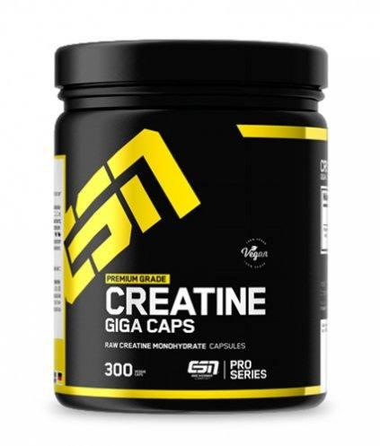 ESN Creatin Giga Caps | Muskelaufbau & Kraft