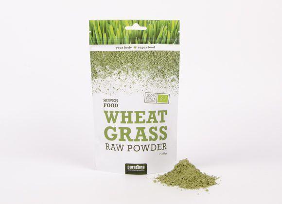 Purasana Wheat Grass