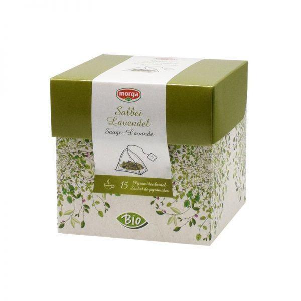 Bio Salbei-Lavendel Kräutertee