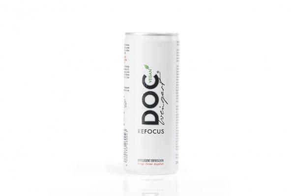 DOC Active Drink | gesunder Energy Drink