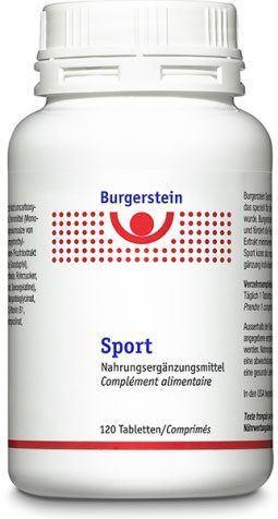 Burgerstein Sport | Multivitamin Präparat