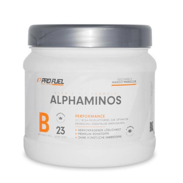 ProFuel Alphaminos | BCAA's