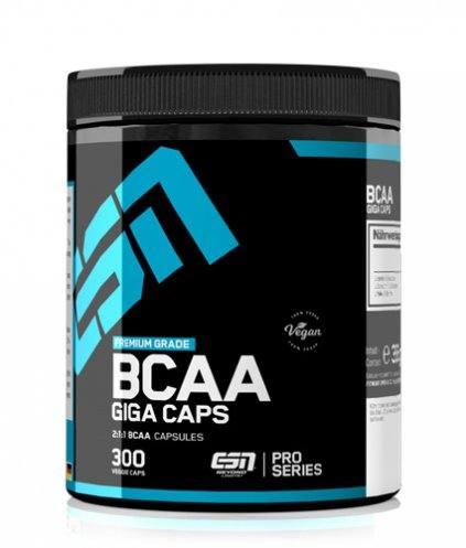 ESN BCAA Giga Caps | Aminosäuren