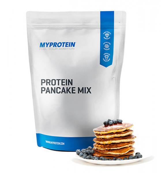 MyProtein Protein Pancake Mix | Pfannkuchen