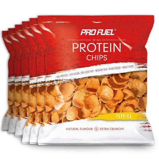 Profuel Protein Chips | Veganer Snack