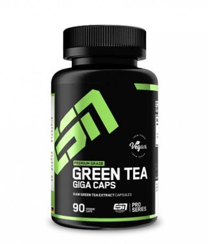 ESN Green Tea Caps | Grüntee
