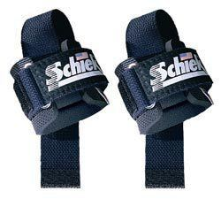 Schiek Deluxe Lifting Straps | Zughilfe