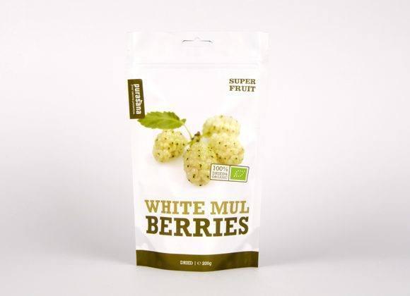 Purasana White Mulberries
