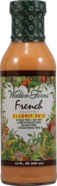Walden Farms LowCarb French Dressing