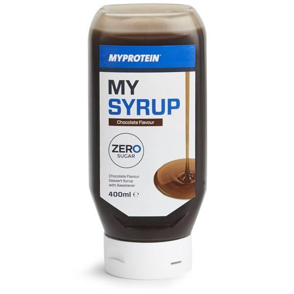 MyProtein MySyrup | gesund süssen