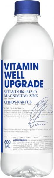 Vitamin Well UPGRADE | gesundes Erfrischungsgetränk