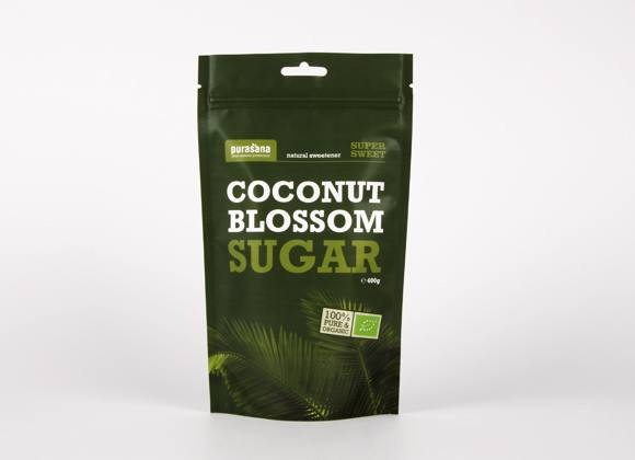 Purasana Coconut Blossom Sugar
