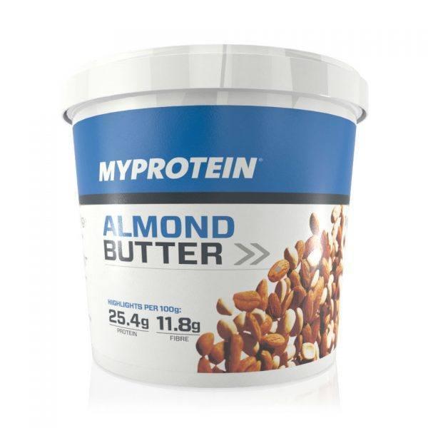 MyProtein Almond Butter | Mandelbutter