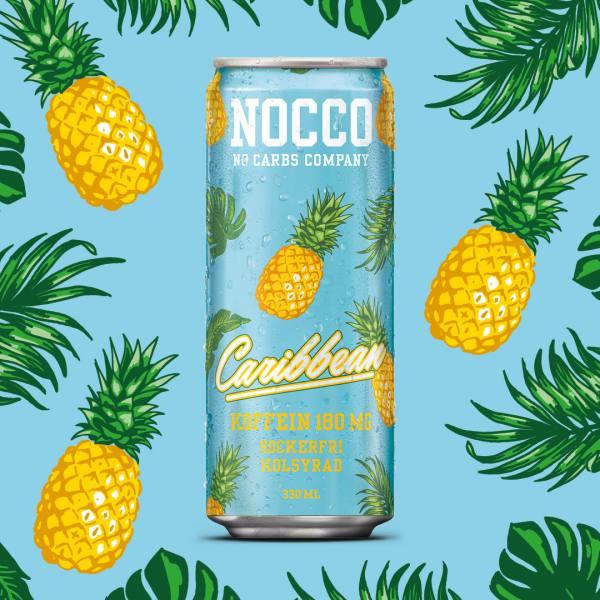 Nocco Caribean BCAA | Special Summer Edition