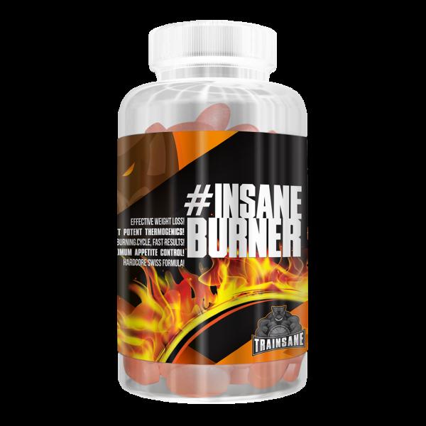 Trainsane #InsaneBurner | Fat Burner