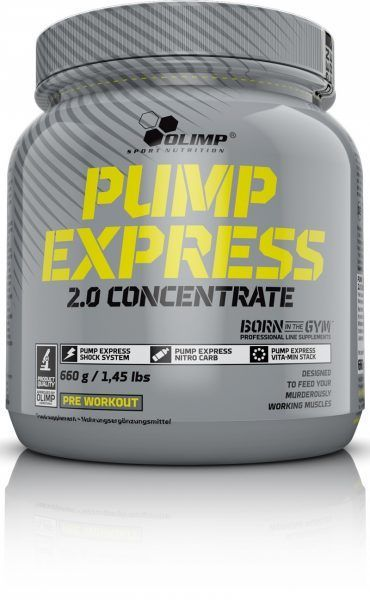 Olimp Pump Express 2.0