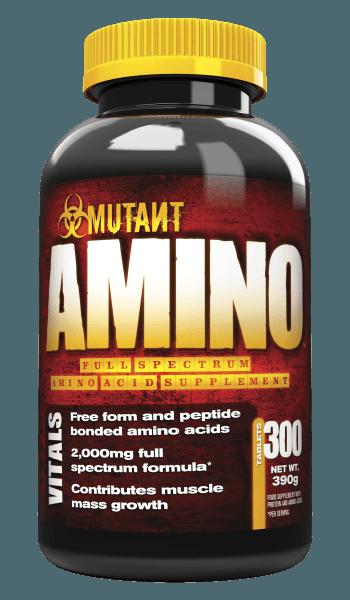 Mutant Amino Caps