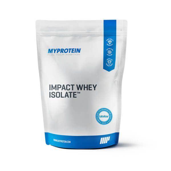 MyProtein Impact Whey Isolate | Eiweiss