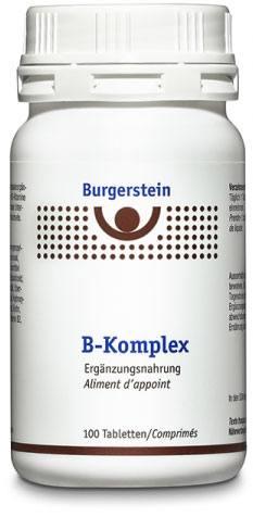 Burgerstein Vitamin B-Komplex