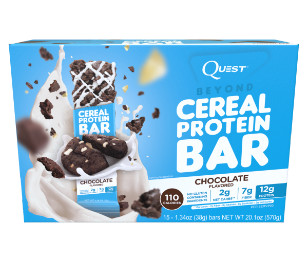Quest Nutrition | Cereal Protein Bar