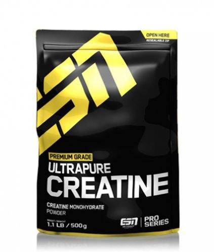 ESN Ultrapure Creatin Monohydrat | preiswertes Kreatin