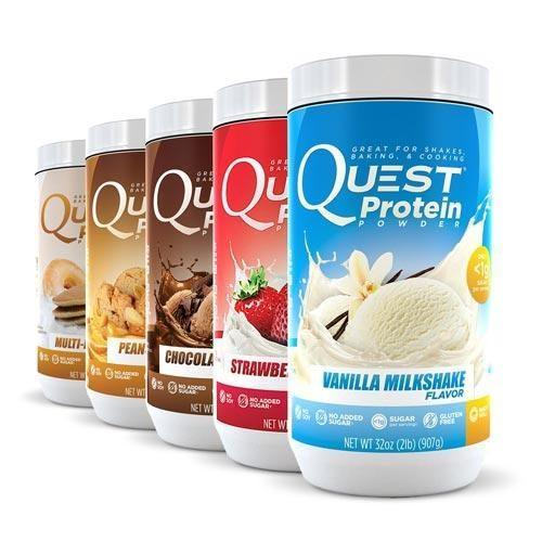 Protein Powder Quest Nutrition