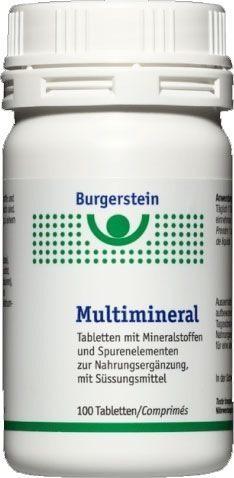 burgerstein multimineral mineralstoffe. Black Bedroom Furniture Sets. Home Design Ideas