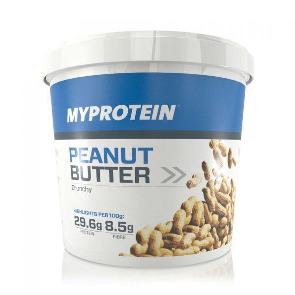 MyProtein Crunchy Peanut Butter | Erdnussbutter