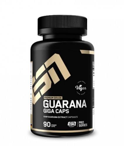 ESN Guarana Caps | für mehr Energie