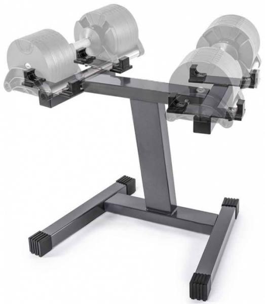 Rack Adjustable Dumbbell 32 Kg | Ständer