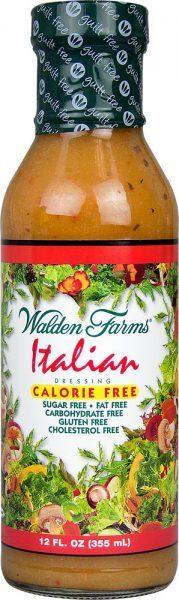 Walden Farms LowCarb Italian Dressing