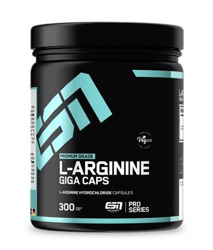 ESN L-Arginin Caps | für einen besseren Pump