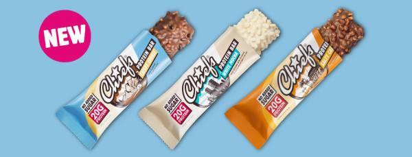 Chiefs Protein Bar | Eiweiss Riegel